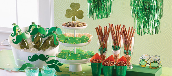st patricks day decorations - St Patricks Day Decorations