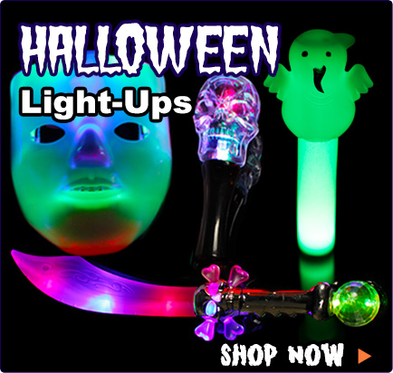 halloween led light up products - Halloween Party Store