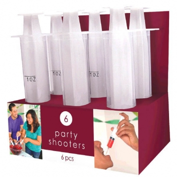 Party Shooter Syringe Shot 6ct