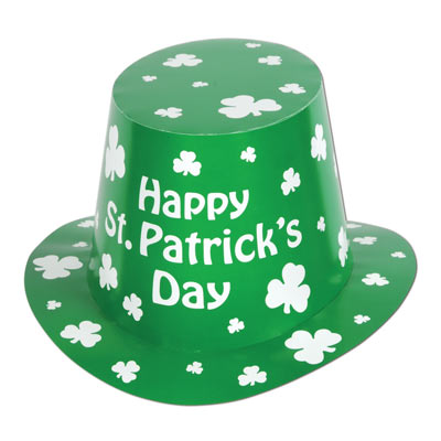Happy St Patrick's Day Hi-Hat