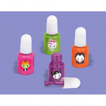 Halloween Nail Polish 4ct