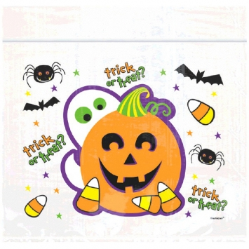 Spooktacular Re-Sealable Large Cello Bags 30ct