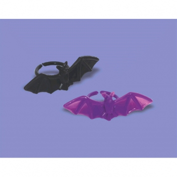 Bat Plastic Ring