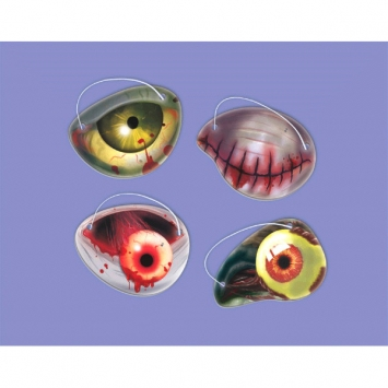 Zombie Paper Eye Patch 12ct