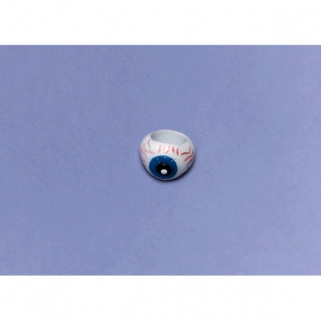 Eyeball Plastic Ring 12ct