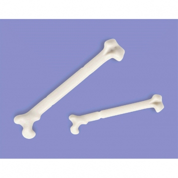 Mini Plastic Bone 18ct