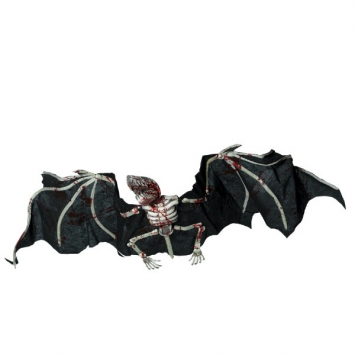 Giant Skeletal Bat 72in