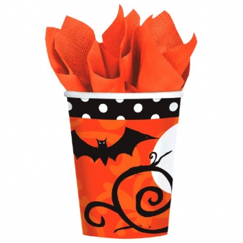Frightfully Fancy Cups 18ct