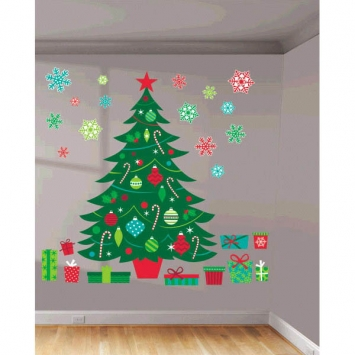 Whimsical Christmas Wall Art