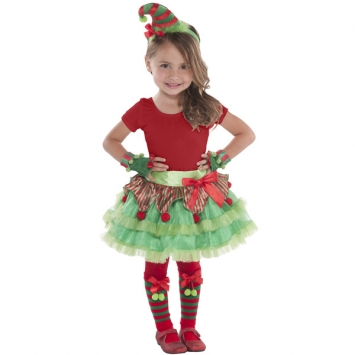 Elf Costume Kit- Child