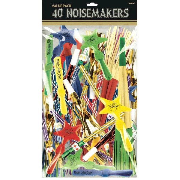 Assorted Value Pack Noisemakers