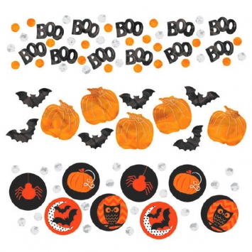 Modern Halloween Value Pack Confetti 1.2 oz
