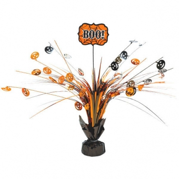 Modern Halloween Spray Centerpiece