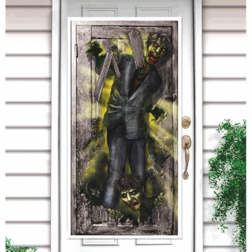 Zombie Vertical Door Decoration 65 in