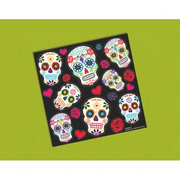 Day of the Dead Decals