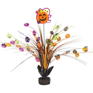 Halloween Family Friendly Spray Centerpiece 18 in.