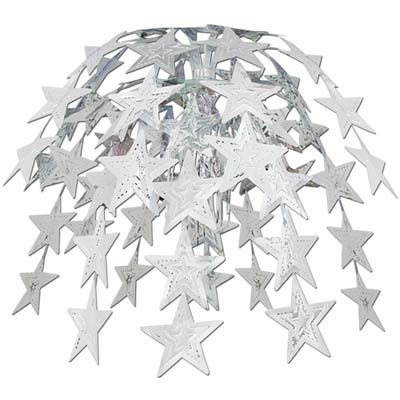 Star Cascade 24in silver
