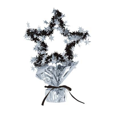 Star Gleam 'N Shape Centerpiece 11.5in silver