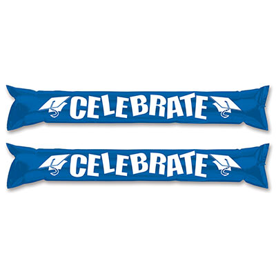 Make Some Noise Party Sticks 22in - Blue