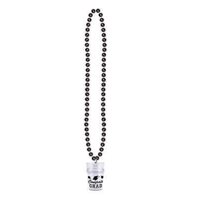 Beads wGrad Glass 332 Oz - Black