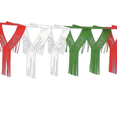 Drop Fringe Garland 20 x 12'