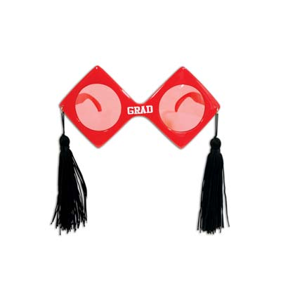 Grad Fanci-Frames - Red