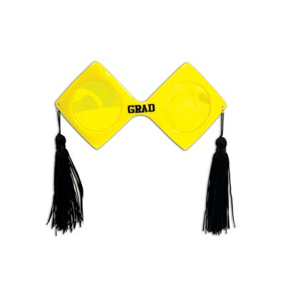Grad Fanci-Frames - Yellow