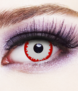 Novelty Contact Lenses - Berzerker