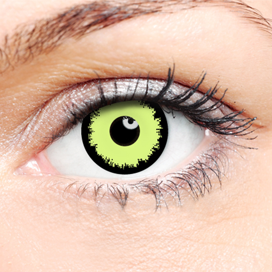 Crazy Halloween Contact Lenses - Louis