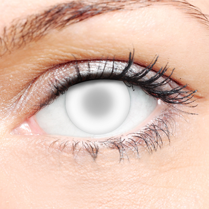 Novelty Contact Lenses - Blind
