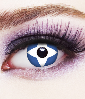 Novelty Contact Lenses - Starfire