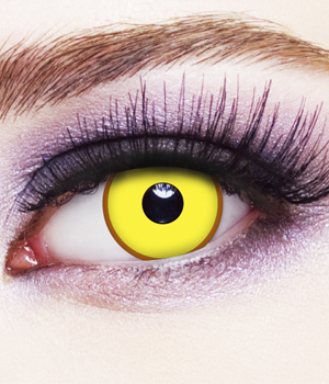 Novelty Contact Lenses - Virus