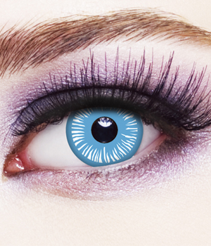 Novelty Contact Lenses - Shiva