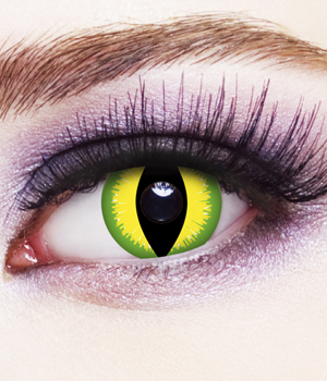 Novelty Contact Lenses - Creepers
