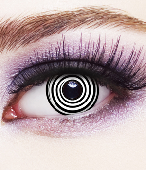 Novelty Contact Lenses - Psychosis