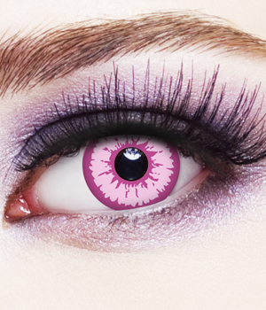 Novelty Contact Lenses - Temptress