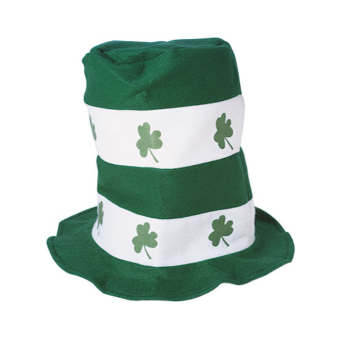 St Pat's Stove Top Hat