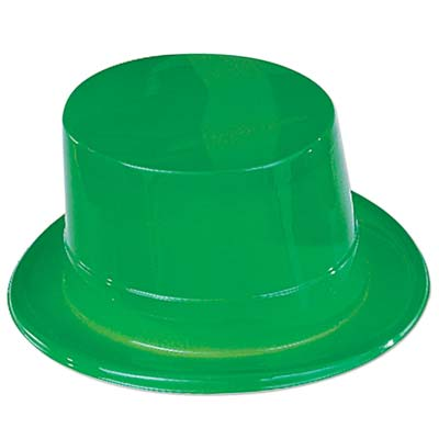 Green Plastic Topper