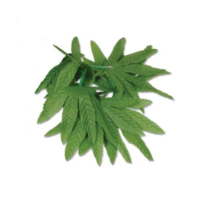 Tropical Fern Leaf WristletAnklet 10