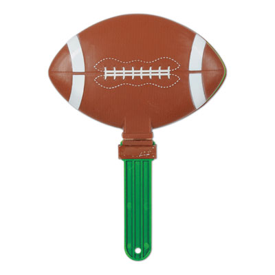 Giant Football Clapper 13.5in