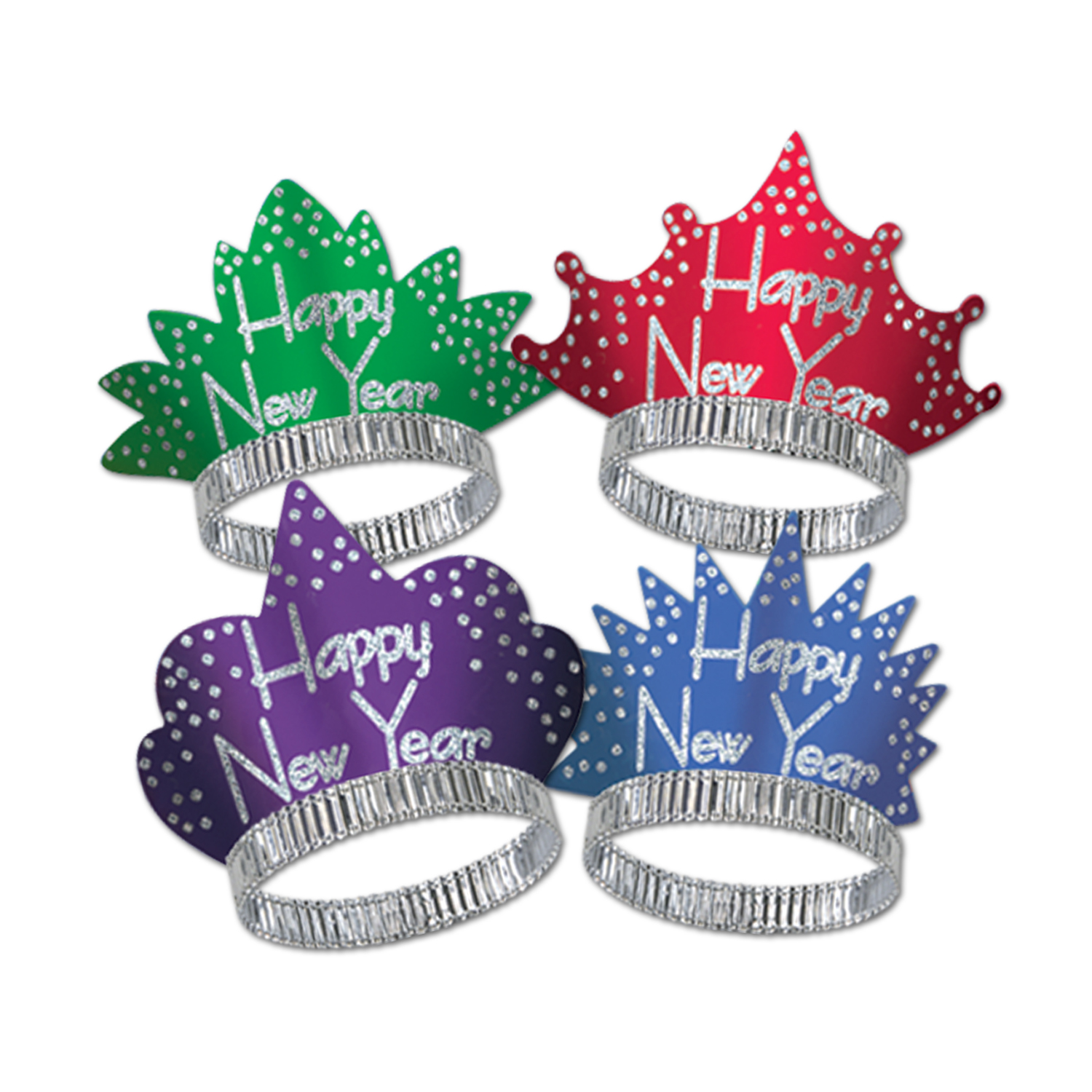 Headliner Tiaras asstd colors
