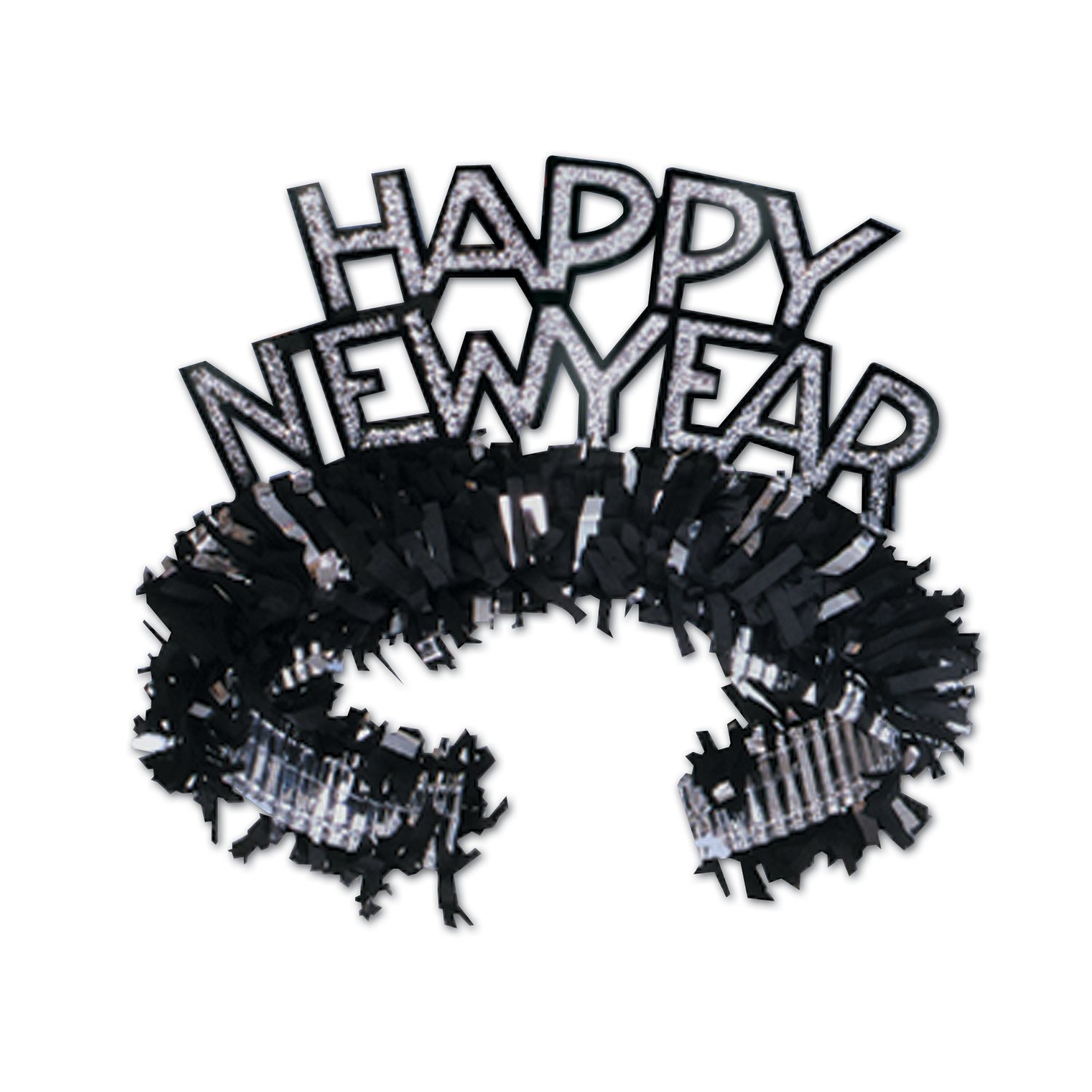 Black & Silver HNY Regal Tiara