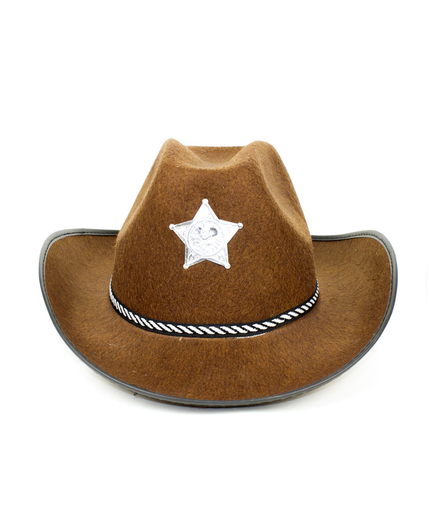 Felt Sheriff Hat