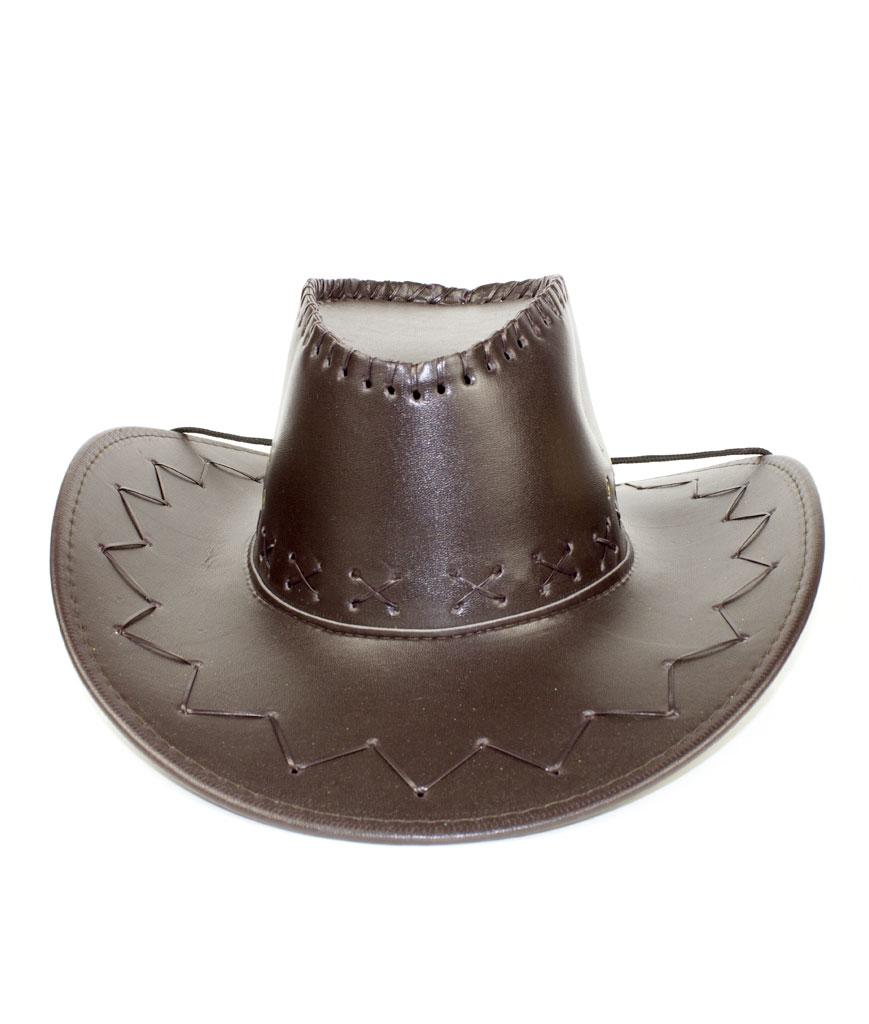 Stitched Cowboy Hat