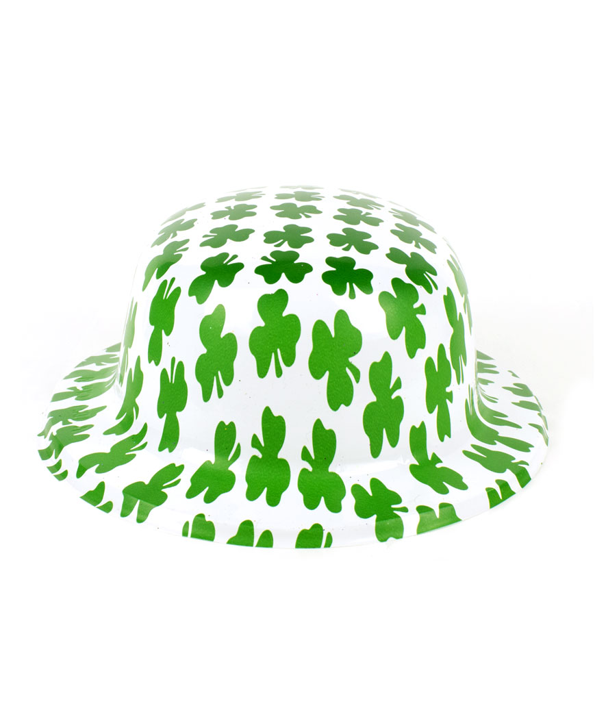 Shamrock Derby Hats - 12ct