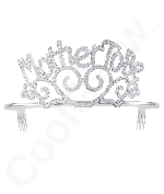 Metal Mother To Be Tiara