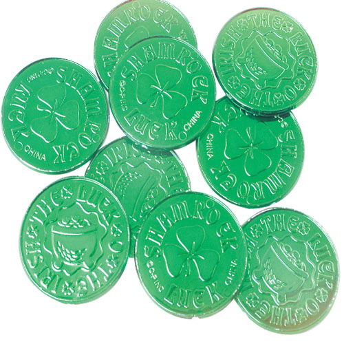 St Pats Coins
