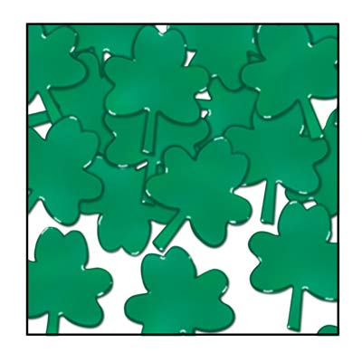 Fanci-Fetti Shamrocks