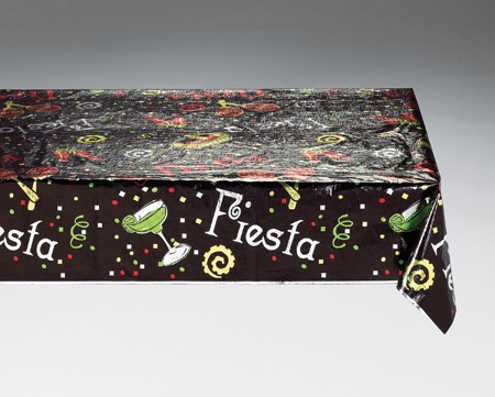 Fiesta Metallic 54x108 Tablecover