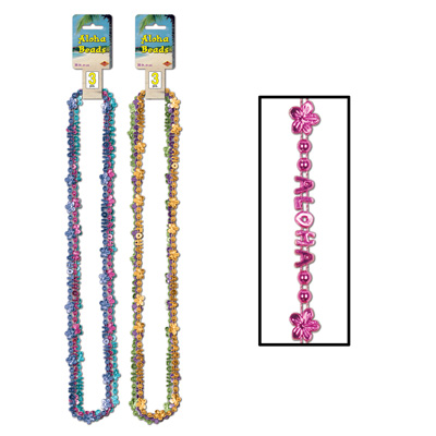 Aloha Beads-Of-Expression 36in